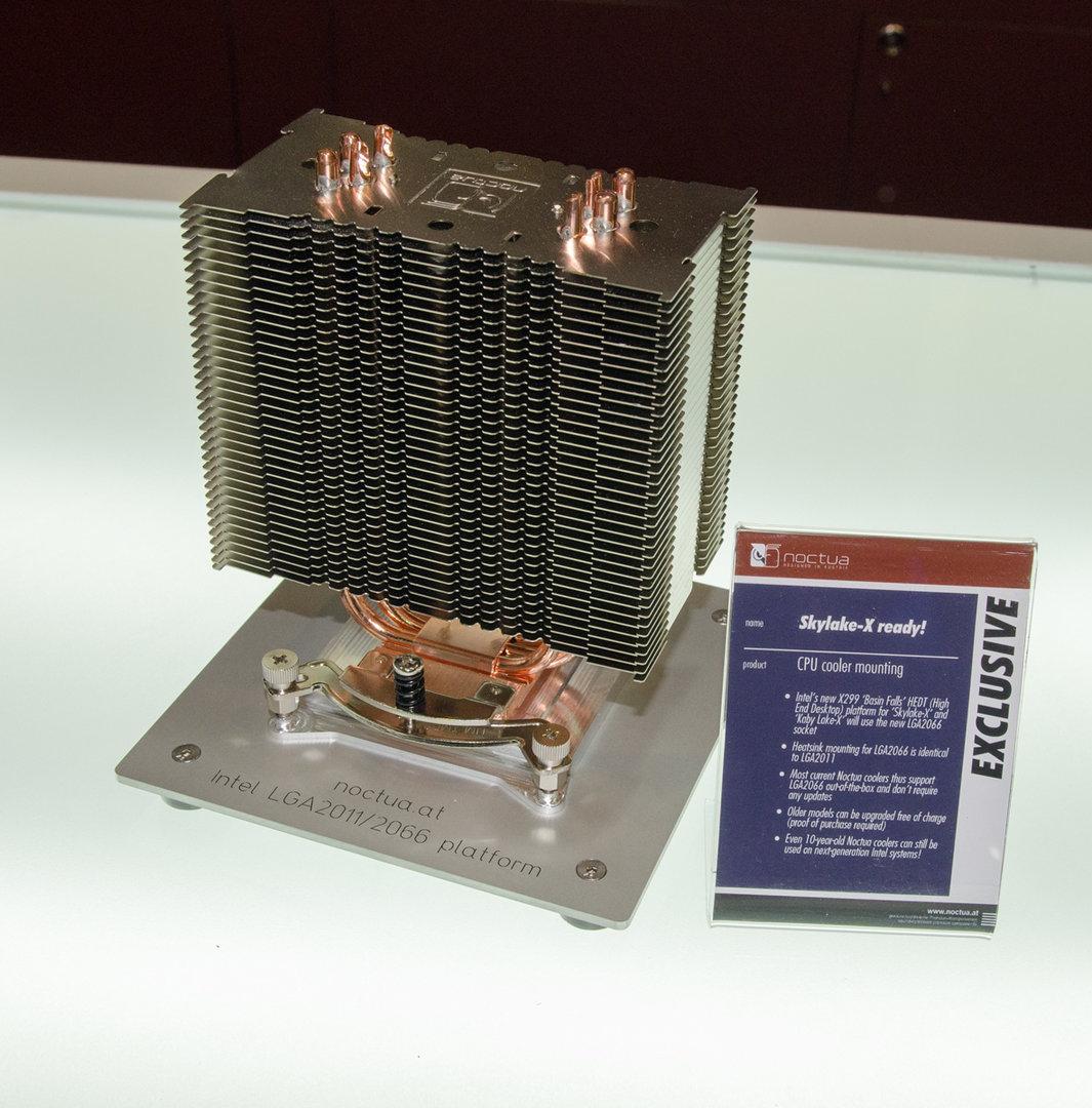 Sockel-LGA-2066-Halterung für Skylake-X