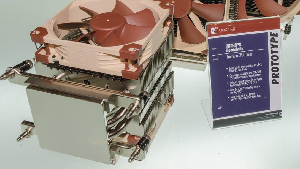 Noctua: Kühler für Threadripper & SP3, Halterung für Skylake-X