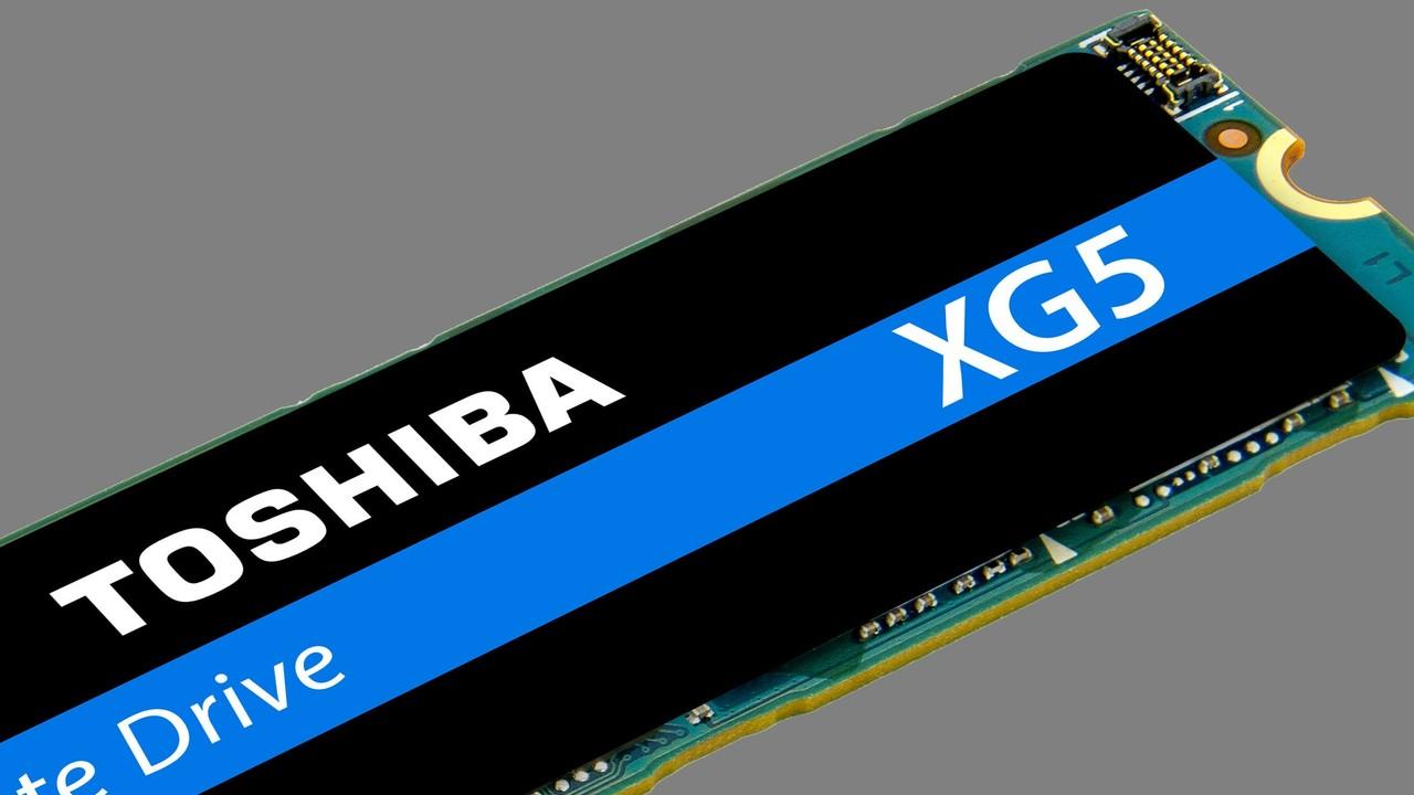 Toshiba XG5: OEM-SSDs mit BiCS3-Flash erreichen 3.000 MB/s