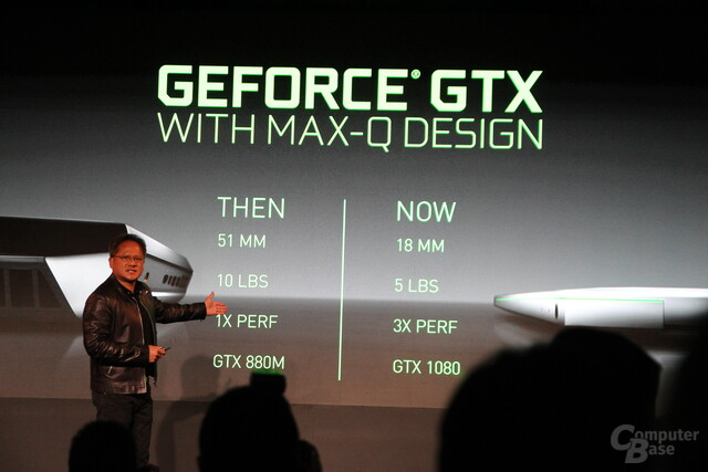 Nvidia GeForce GTX Max-Q Design