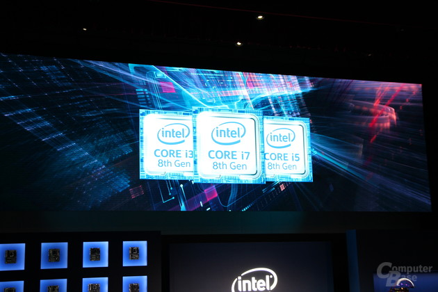 Intel 8th Gen Core i-Series