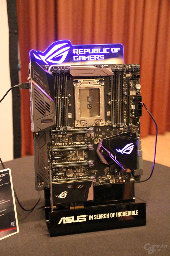 Asus ROG Zenith Extreme X399