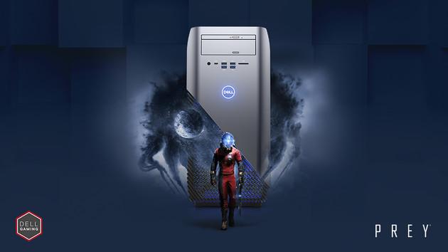 Inspiron Gaming Desktops: PCs für Spieler von Dell setzen auf AMD Ryzen