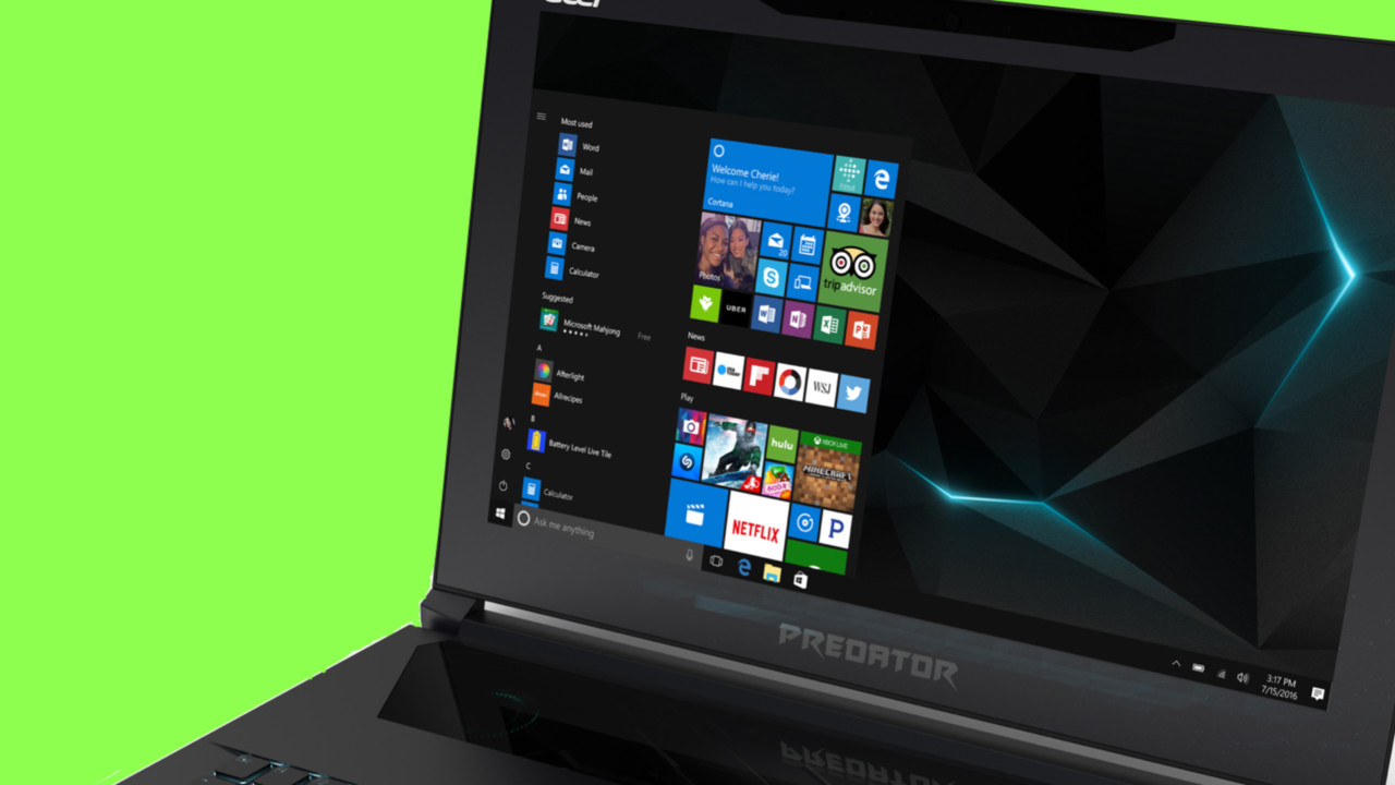 Predator Triton 700: Acers dünnes GTX-1080-Notebook kostet 3.499 Euro.