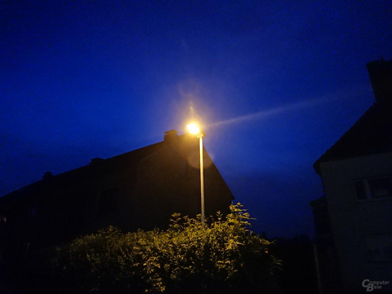 Sony Xperia XZ Premium im Test – Nacht ohne Blitz