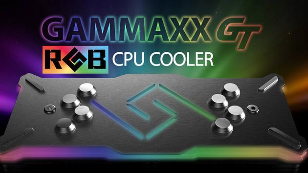 Deepcool Gammaxx GT: RGB-Beleuchtung mit dem Mainboard abgestimmt