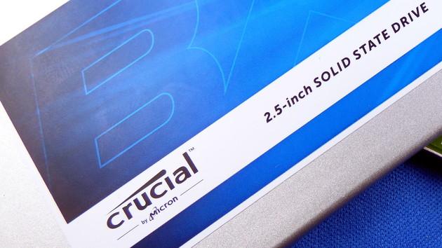 Crucial BX300: Neue Einsteiger-SSD mit 3D-NAND erscheint diesen Sommer