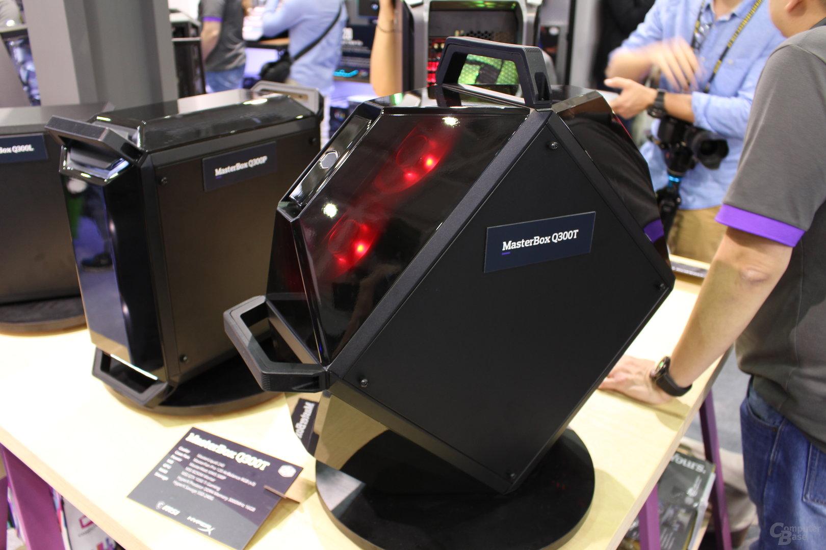 Cooler Master MasterBox Q300T
