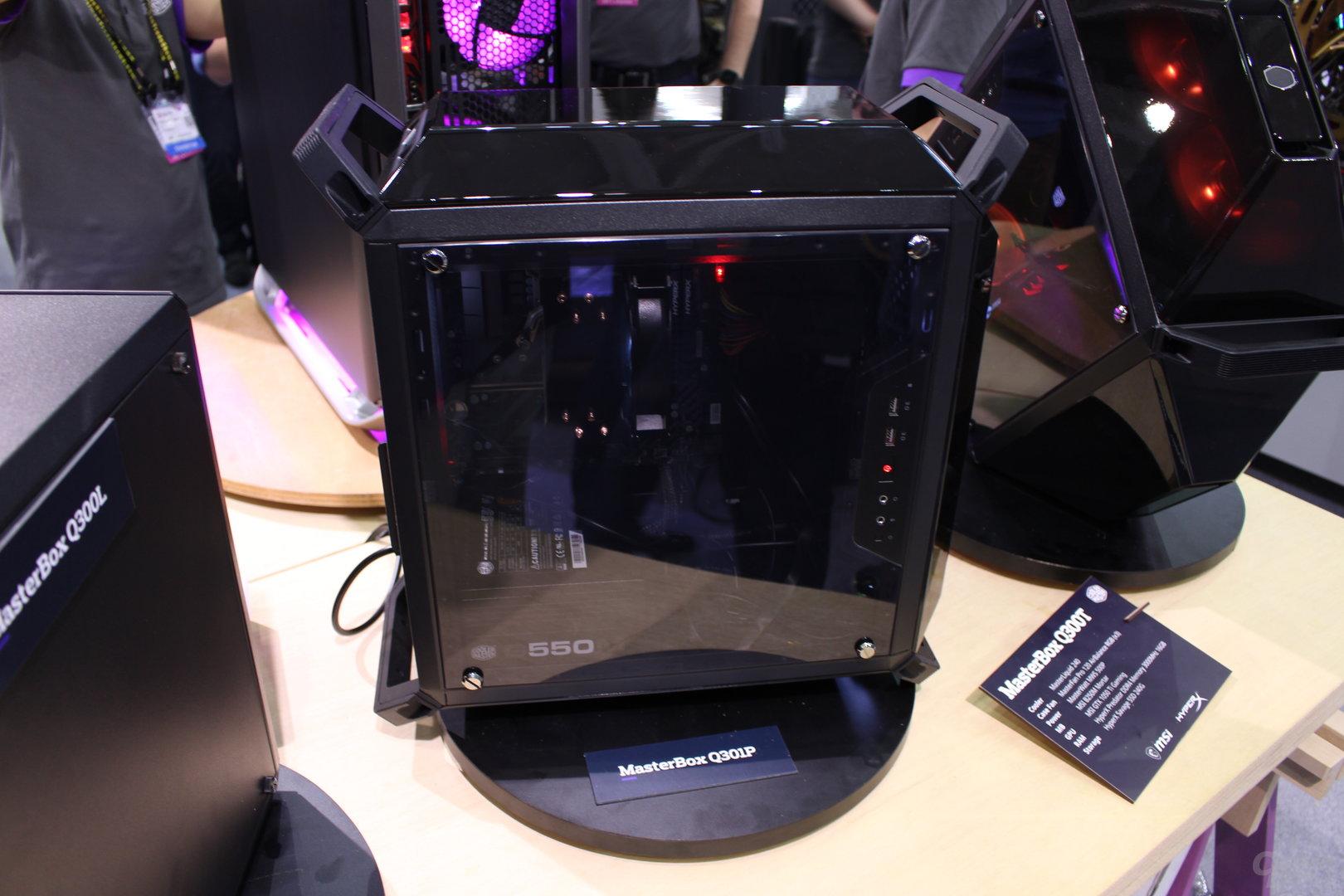 Cooler Master MasterBox Q301P