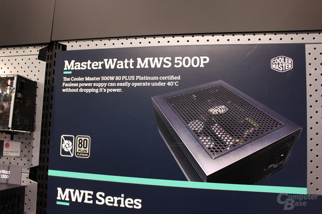 Cooler Master MasterWatt MWS 500P