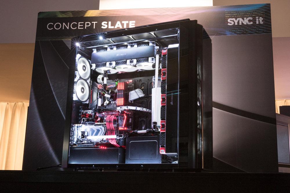 Corsair Concept Slate