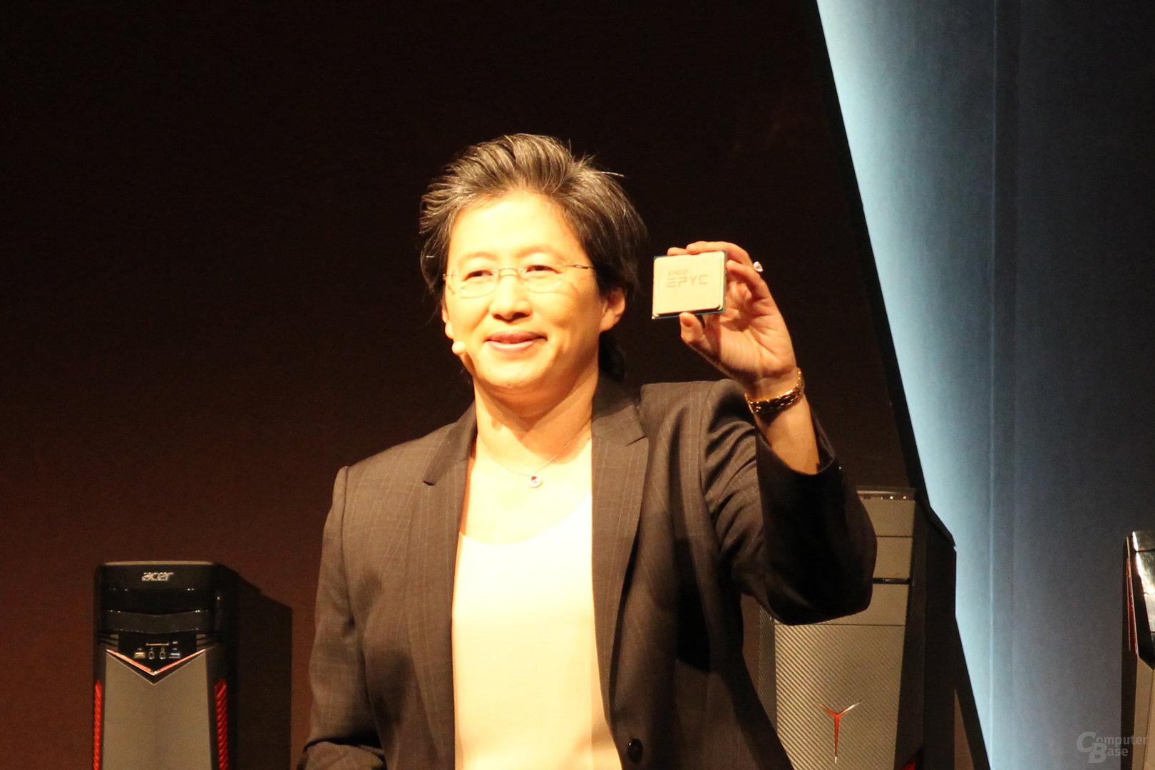 Die Epyc-CPU