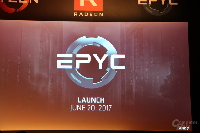 AMD Epyc kommt am 20. Juni 2017