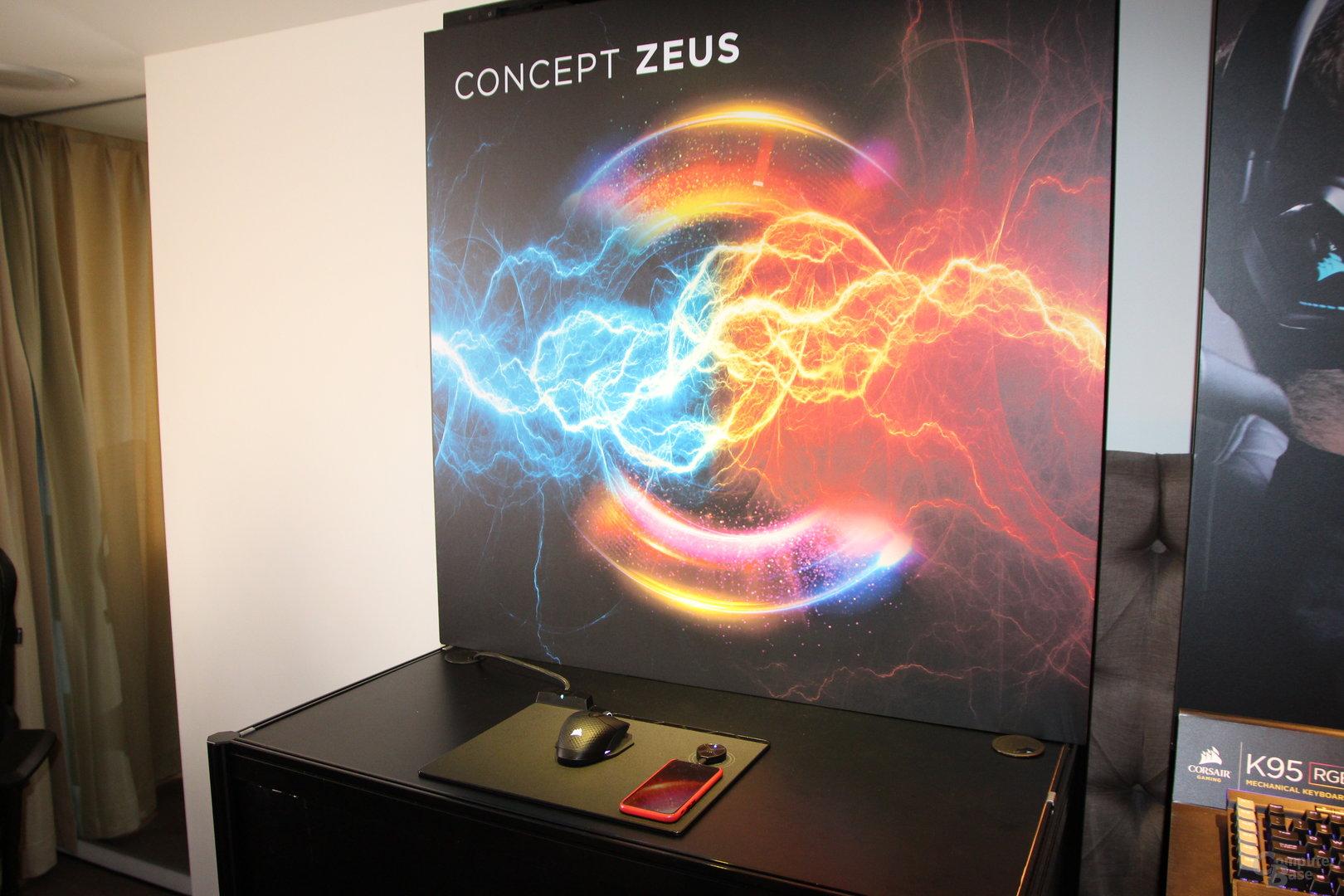 Corsair Concept Zeus