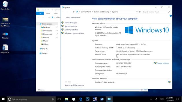 """Kommentar: Ich glaube an """"Windows RT 2.0"""""""