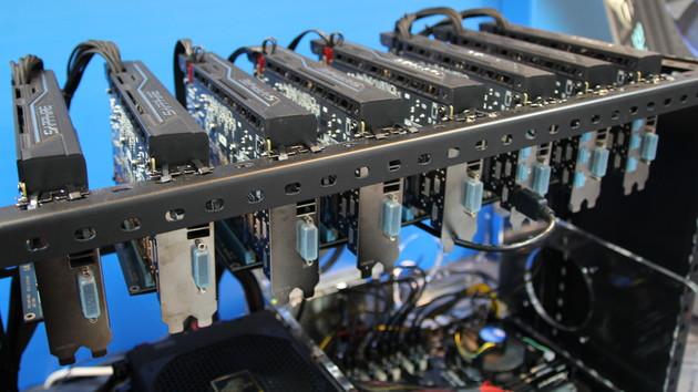AMD Radeon: Mining soll die Ursache für die RX-580/570-Knappheit sein
