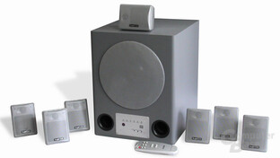 Teufel Concept G 7.1-System