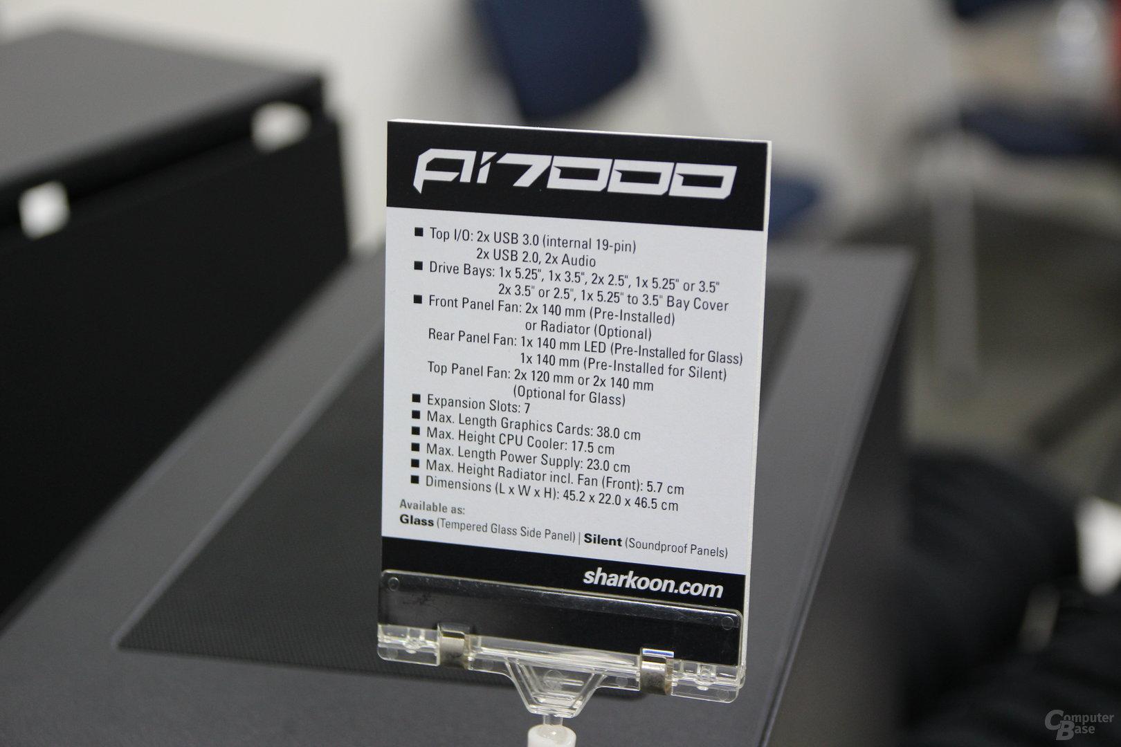 Sharkoon AI7000