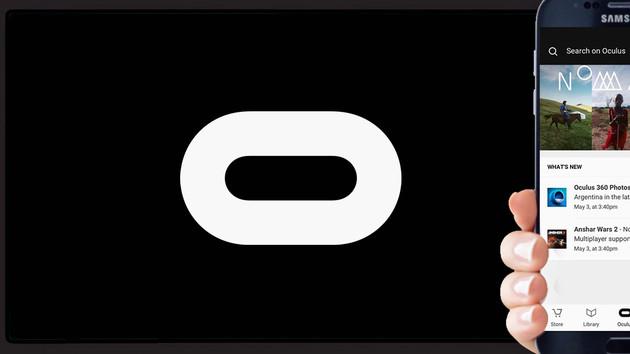 Gear VR: Freunde können jetzt über Chromecast zusehen