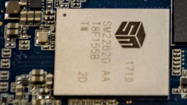 Neue SSD-Controller von SMI: SM2264 bereits mit PCIe 4.0, vorher SM2262 und SM2263