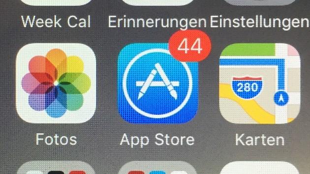 Apple App Store: 70 Milliarden US-Dollar für Entwickler