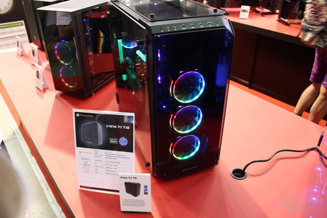 Thermaltake View 71 TG Edition
