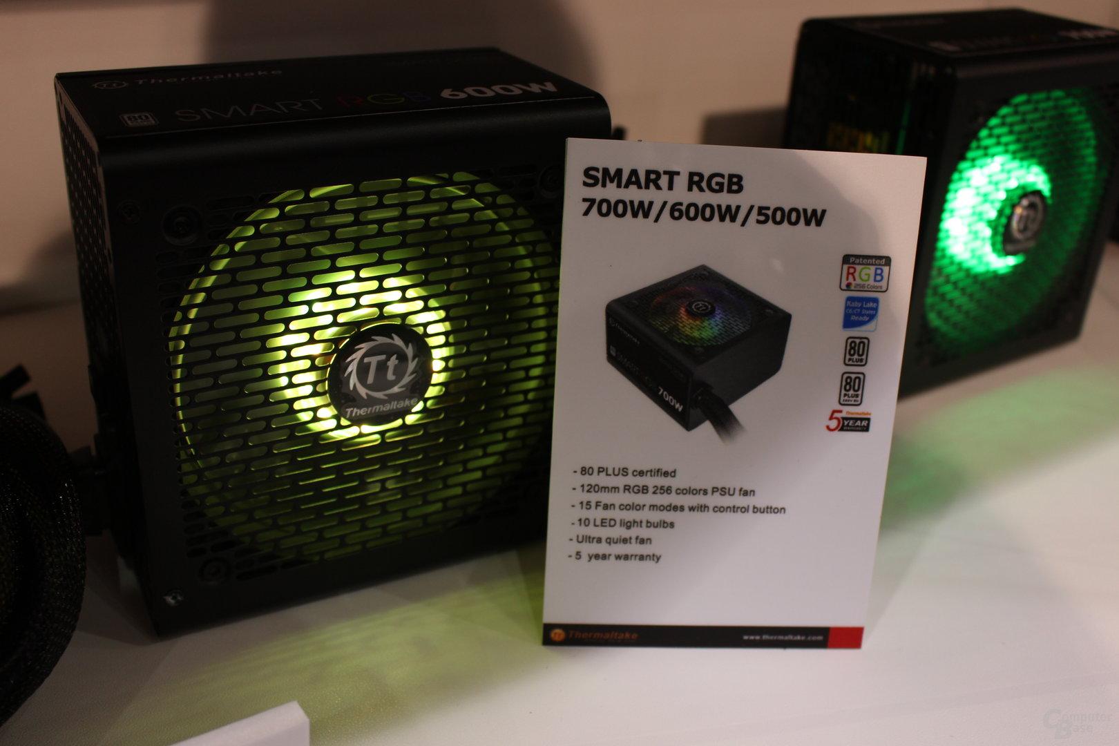 Thermaltake Smart RGB 700W/600W/500W