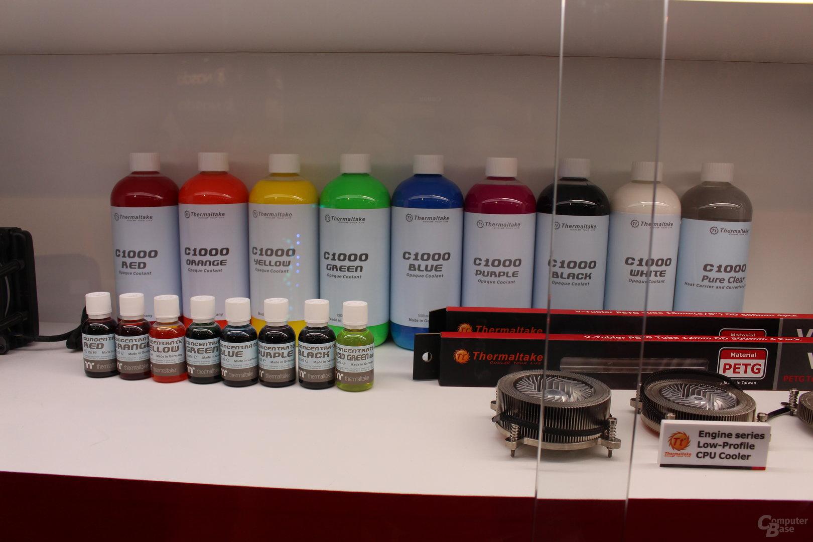 Thermaltake Farbzusätze