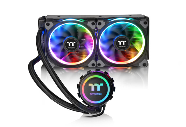Thermaltake Floe Riing RGB 240 mm