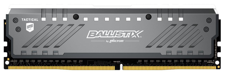Ballistix Tactical Tracer DDR4 RGB – Lichtsspiele am oberen Ende