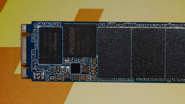 Patriot Scorch NVMe SSD: Phison E8 und BiCS3-Flash auf PCIe 3.0 x2