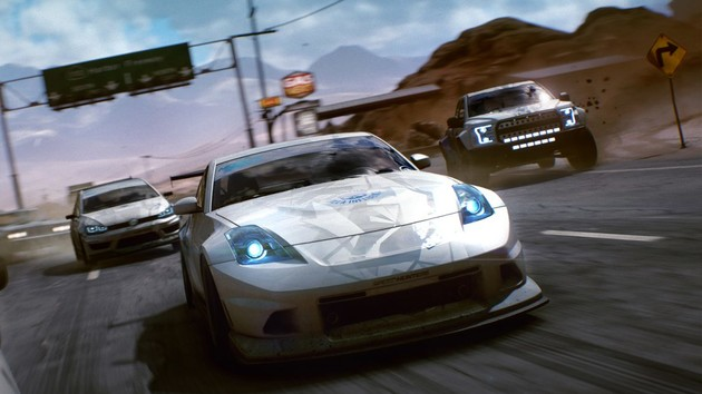 Need for Speed Payback: Story, Explosionen und Tuning ergänzen Rennfahren