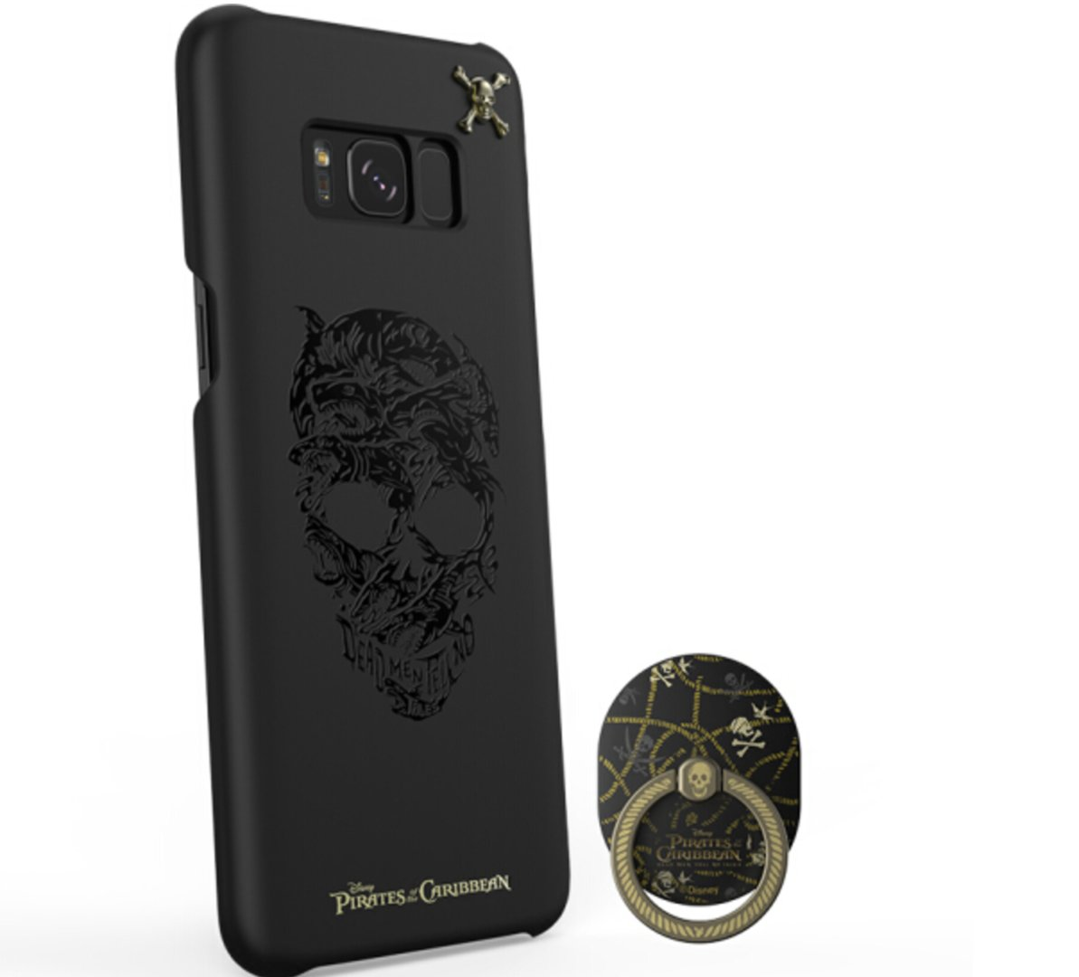 Pirates of the Caribbean-Edition des Galaxy S8