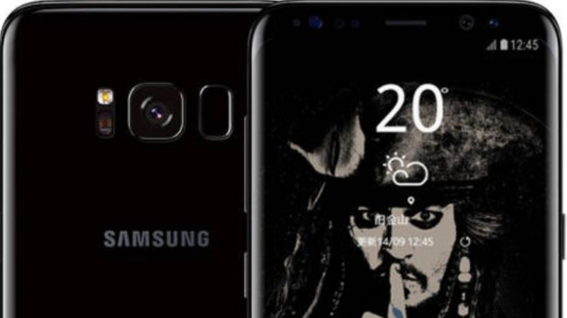 Samsung Galaxy S8: Pirates of the Caribbean-Edition verfügbar