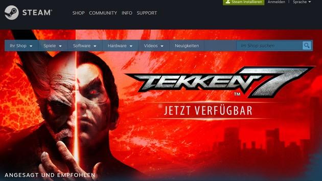 Steam Direct: Gebühr für Self-Publishing beträgt 100US-Dollar