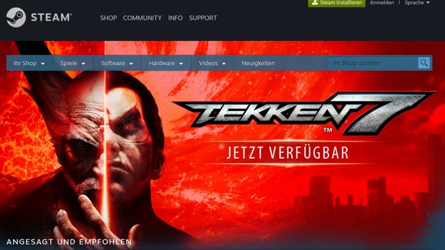 Steam Direct: Valve gibt Preis des Publishing-Modells bekannt