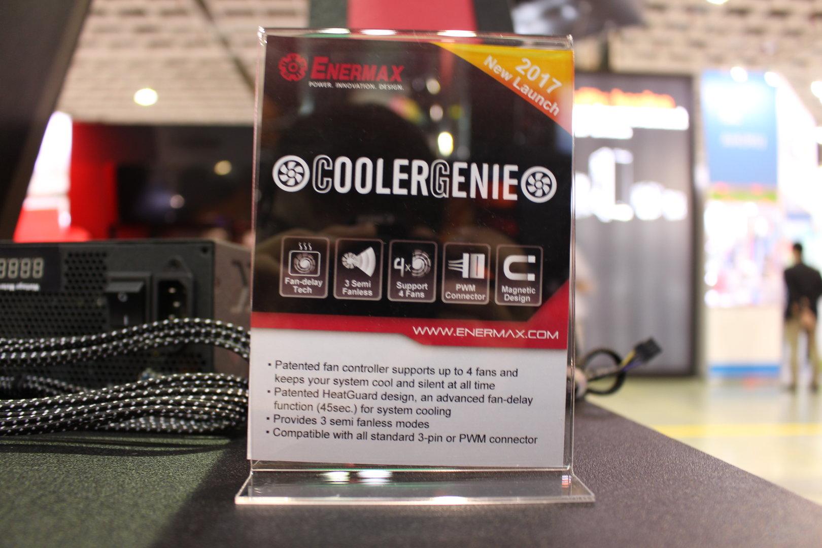 Enermax CoolerGenie