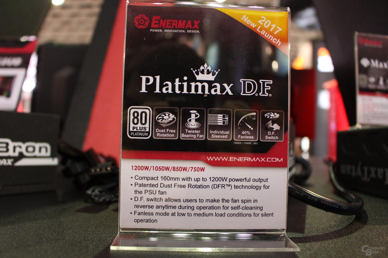 Enermax Platimax D.F.