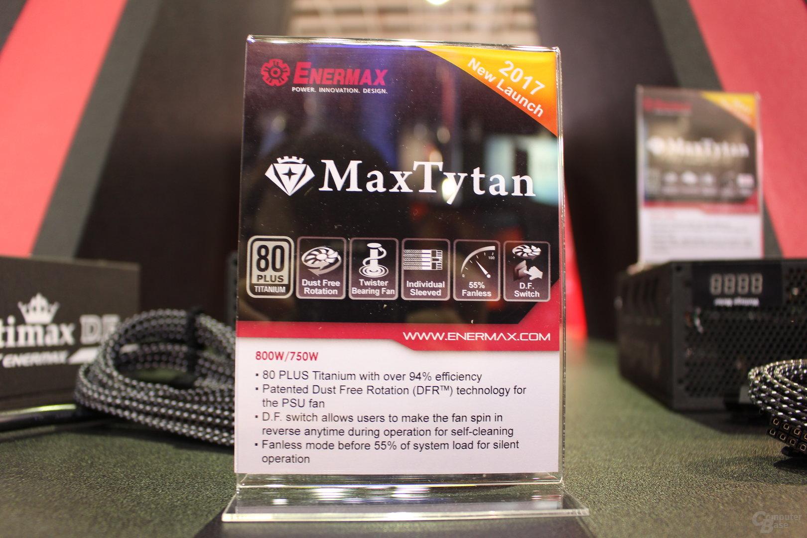 Enermax MaxTytan