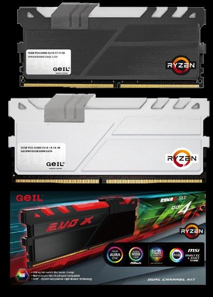 GeIL EVO X AMD-Edition