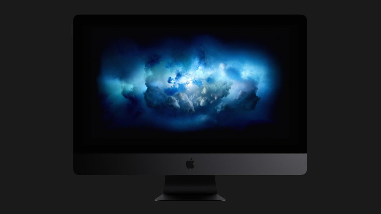Apple iMac Pro: Bis zu 18 Kerne, Radeon Vega 16 GB und 128 GB DDR4