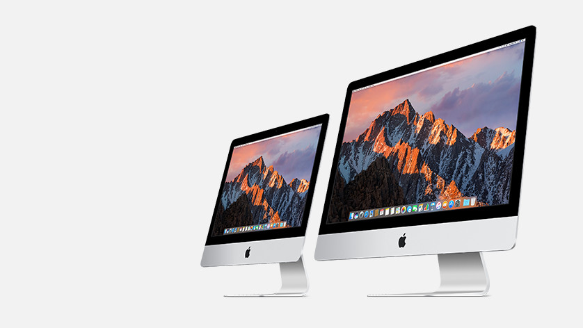 iMac und MacBook (Pro) 2017: Kaby Lake, mehr Speicher und stärkere Grafik von AMD
