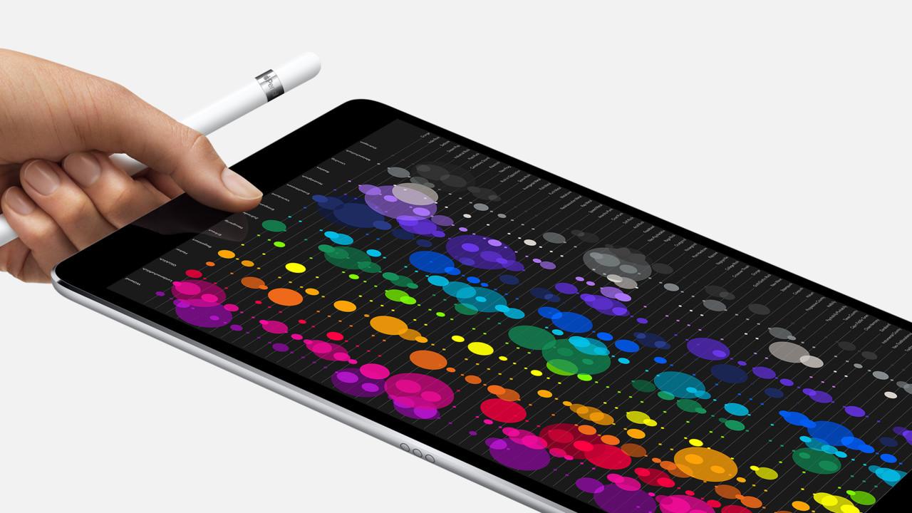 Neue iPad Pro: 10,5 und 12,9 Zoll mit 120 Hz und bis zu 512 GB Flash