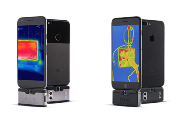 Flir One und Flir One Pro in 3. Generation