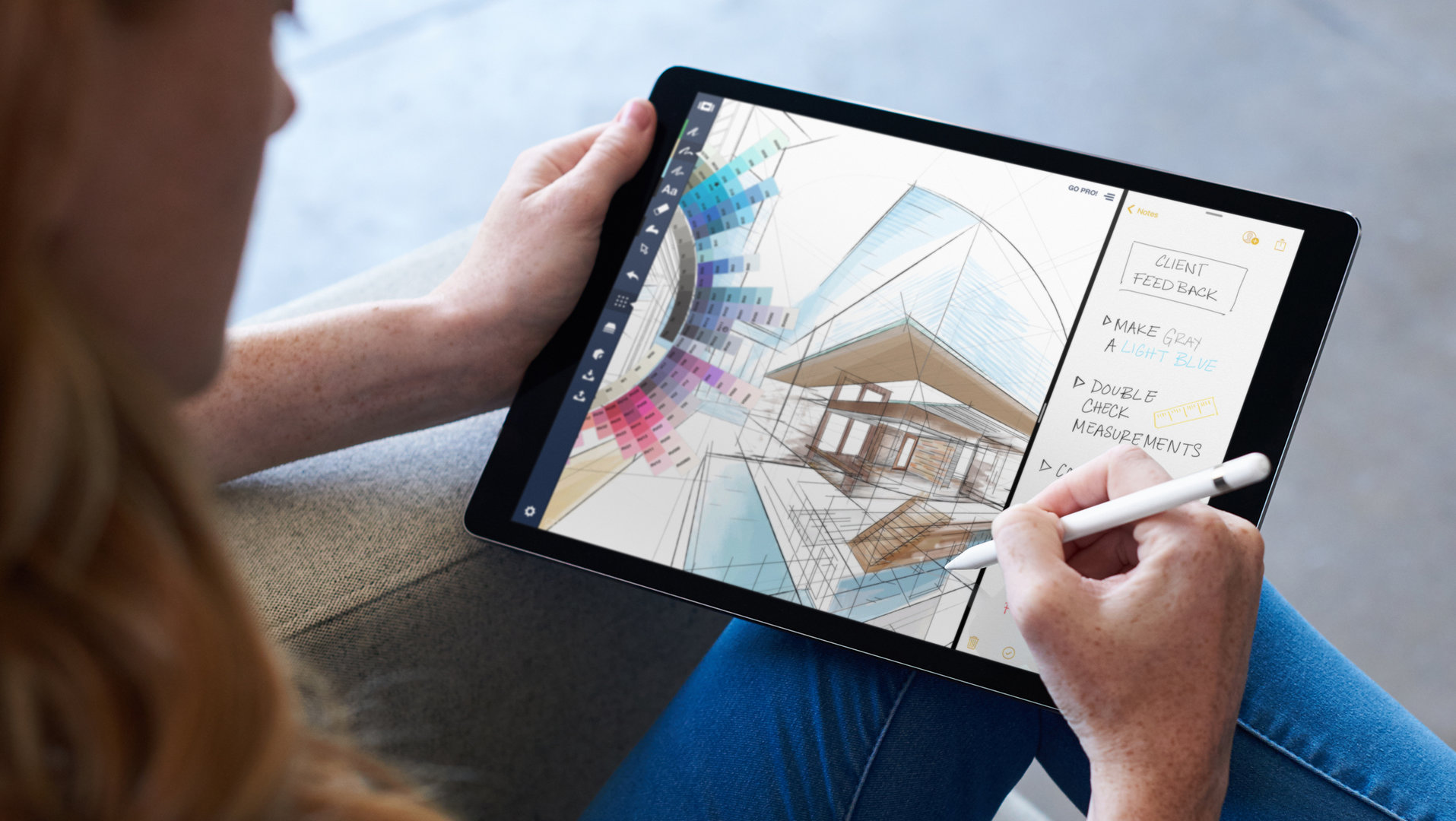 Apple Pencil beherrscht nun mehr Features