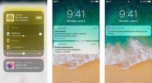 AirPlay 2, neuer Lockscreen, Nicht-stören-Modus