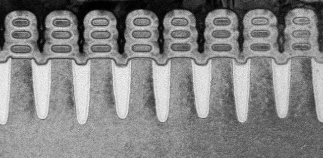 5-nm-Transistor im Detail