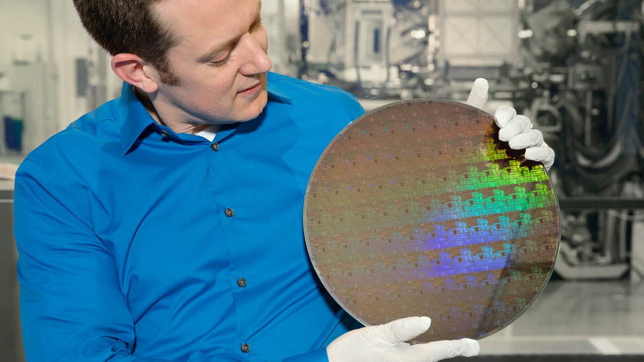 Forschung & Entwicklung: IBM zeigt 5-nm-Chip mit EUV und Gate all Around