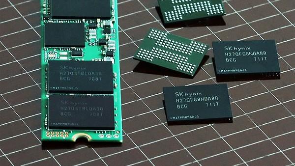 3D-NAND: SK Hynix arbeitet an 96- und 128-Layer-Speicher