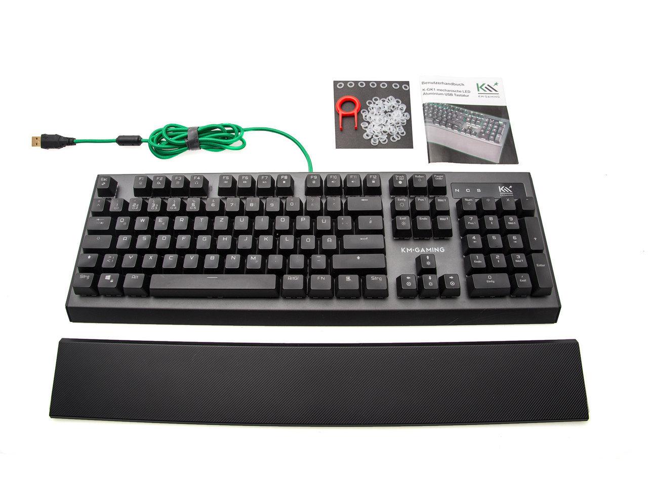 KM Gaming K-GK1